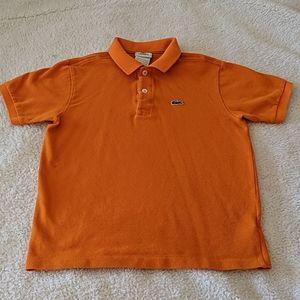 Lacoste | Orange Polo